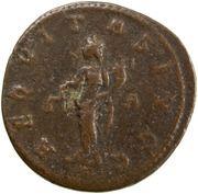 Antoninianus - Carin (AEQVITAS AVGG; Aequitas) -  avers