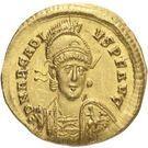 Solidus - Arcadius – avers