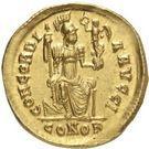 Solidus - Arcadius – revers