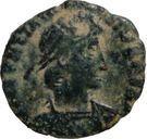 Follis - Constance II (FEL TEMP REPARATIO, Rome) – avers