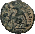 Follis - Constance II (FEL TEMP REPARATIO, Rome) – revers