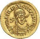 Solidus - Basiliscus (VICTORIA AVGGG, Constantinople) – avers
