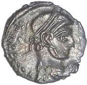 Imitation empereur Constant (323-350 AD) – avers