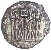 Imitation empereur Constant (323-350 AD) – revers