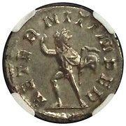 AR Double-Denarius (Philip II - AD 247-249) – revers