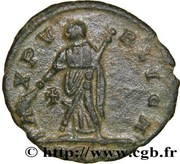 Nummus - Hélène (PAX PVBLICA avec croix, Trèves) – revers