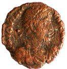 Follis - Jovianus (VOT V; Alexandria) – avers