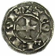 1 Denier - Thibaut VI de Blois – revers
