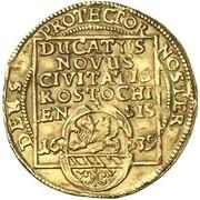 2 ducats – avers
