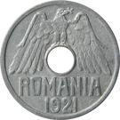 25 Bani - Ferdinand I – avers