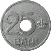 25 Bani - Ferdinand I – revers