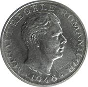 100 000 lei  (Mihai I) – avers