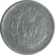 5 bani (République socialiste) -  avers