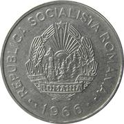 3 lei (République socialiste) -  avers