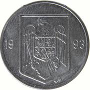 10 lei (République) -  avers