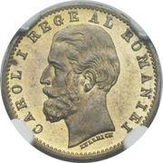1 ban 1888 – avers