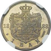 1 ban 1888 – revers