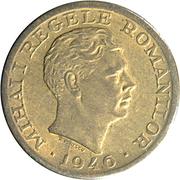 2000 lei ( Mihai I) – avers