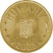 50 Bani (Aigle sans couronne) -  avers