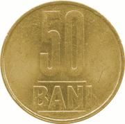 50 Bani (Aigle sans couronne) -  revers