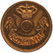 20 Bani (Piefort) – avers