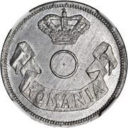 20 bani (Pattern) – avers