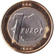 1 Europ -  revers
