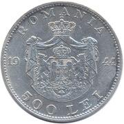 500 lei ( Mihai I) – revers