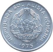15 bani (République socialiste) -  avers