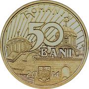 50 Bani (Vladislav I Vlaicu) – avers