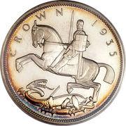1 couronne Jubilé d'argent -  revers