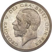 1 florin George V (2e effigie) -  avers