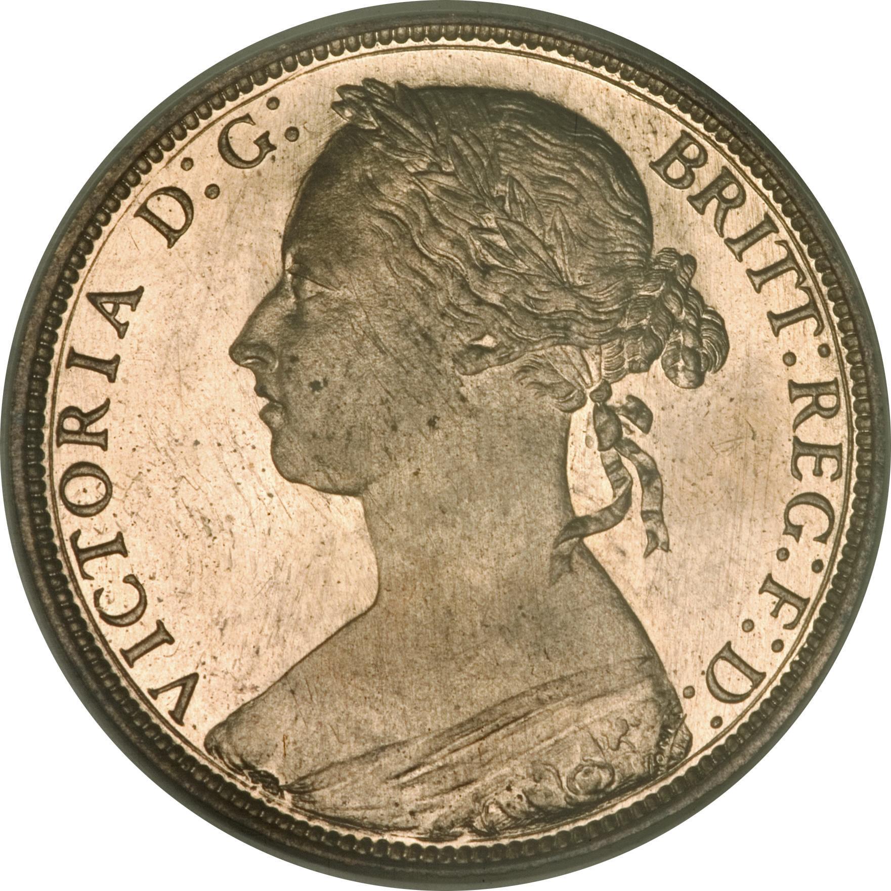 piece de monnaie victoria
