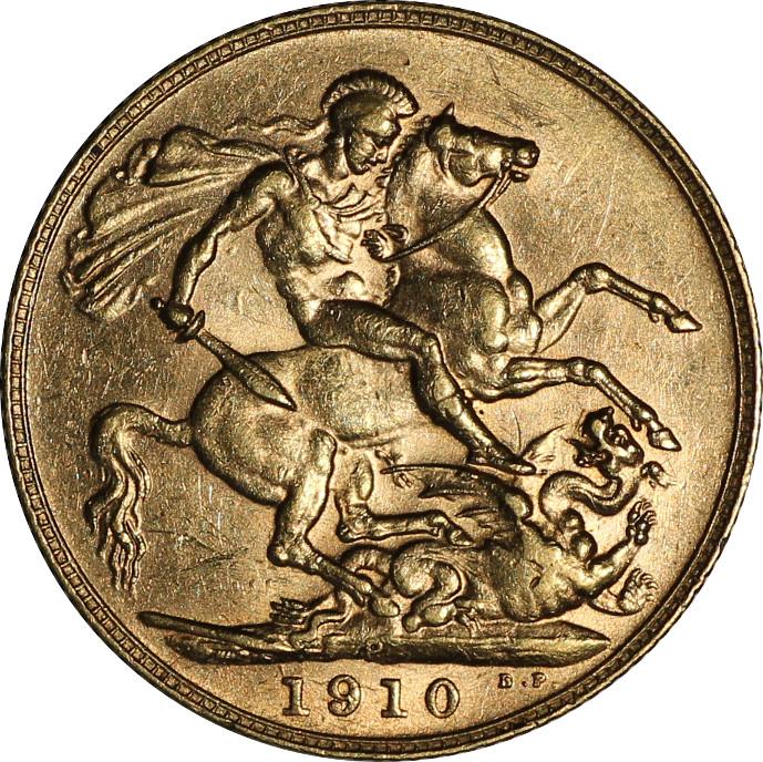 piece de monnaie edouard 7