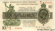 10 Shillings – avers