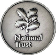 National Trust - Sutton Hoo -  revers