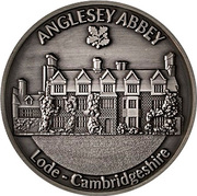 National Trust - Anglesey Abbey -  avers