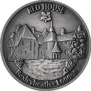 National Trust - Red House, Bexleyheath -  avers