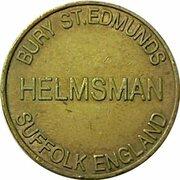 Jeton de casier - Helmsman – avers