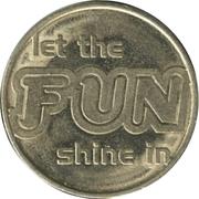 Jeton - Let the Fun Shine in – avers