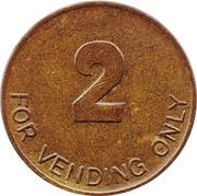 2 (Vending Only Token) – revers