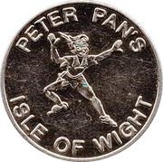 1 Token Peter Pan's (Ise of Wight) -  avers