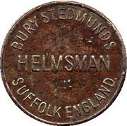Helmsman Locker Token – avers