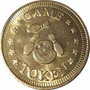 No cash value game token – avers
