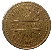Jeton de jeu - Cashino – avers