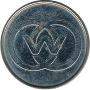 Jeton de lavage automobile - Wilcomatic – avers