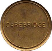 Token - Carebridge Esso (Redruth, Cornwall) – avers