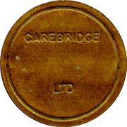 Token - Carebridge Ltd (Redruth, Cornwall) – avers