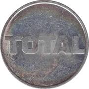 Jeton de lavage automobile - Total – avers