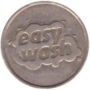Jeton de lavage automobile - Easy Wash – avers